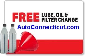 free oil change